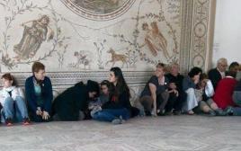בני הערובה בתוניסיה