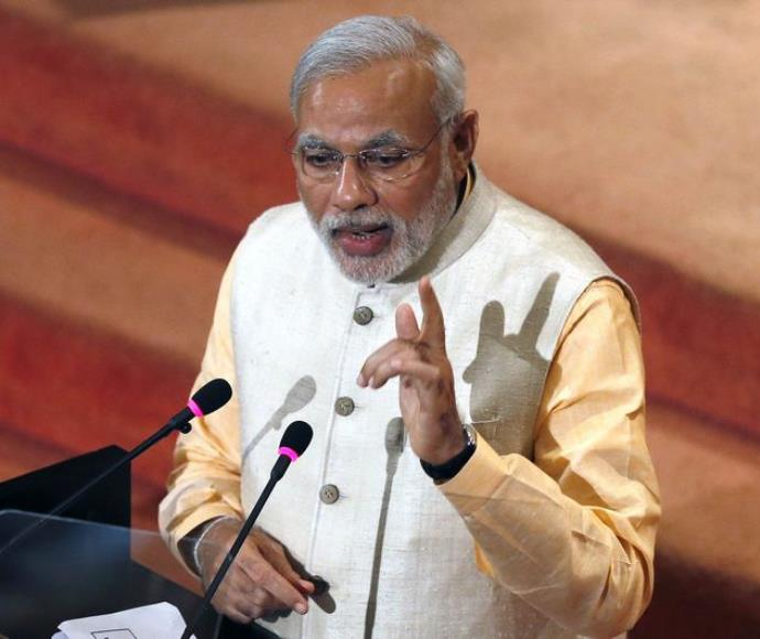 נרנדרה מודי, ראש ממשלת הודו