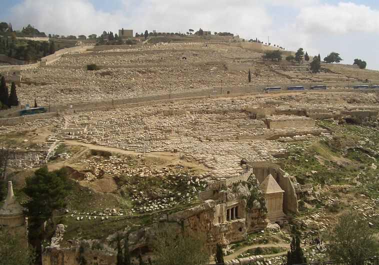 הר הזיתים