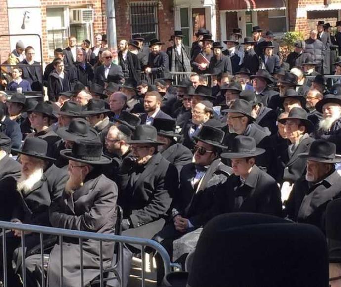 הקהילה בברוקלין