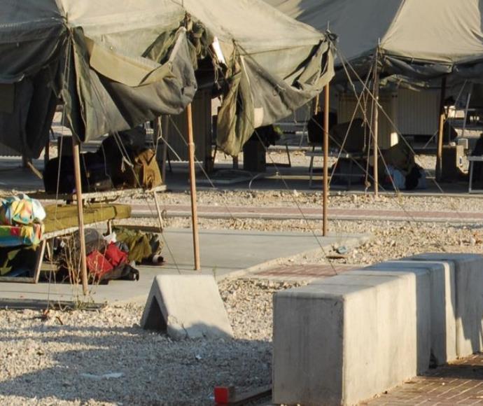 בסיס צבאי