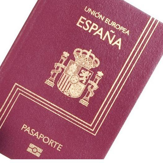 דרכון ספרדי  (צילום: אינגאימג)