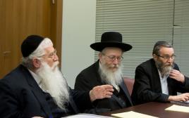 צוות המשא ומתן יהדות התורה
