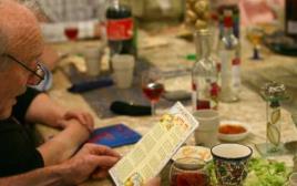 שולחן חג פסח