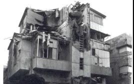מלון סבוי בתל אביב לאחר הפיגוע