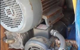 מנוע שהוברח לרצועת עזה