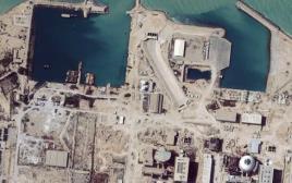 צילומי לווין של מתקני גרעין באיראן