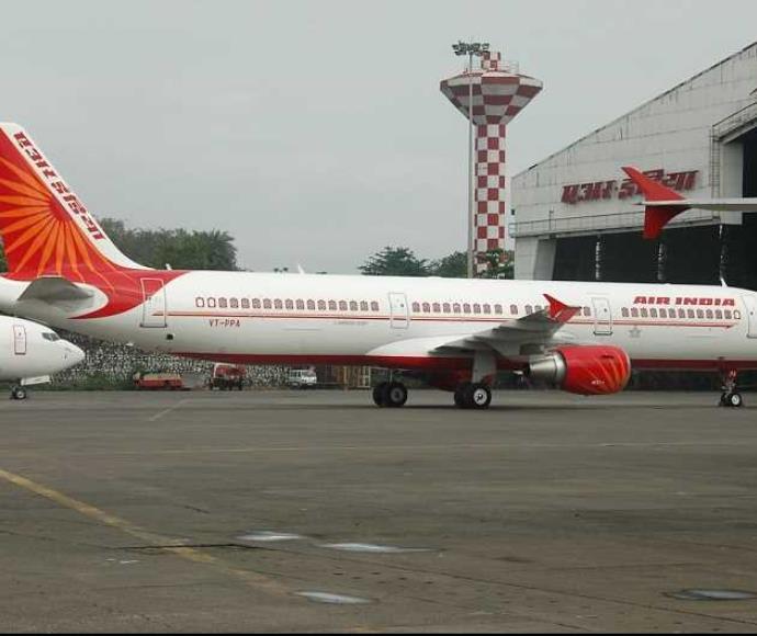 מטוס של חברת אייר אינדיה