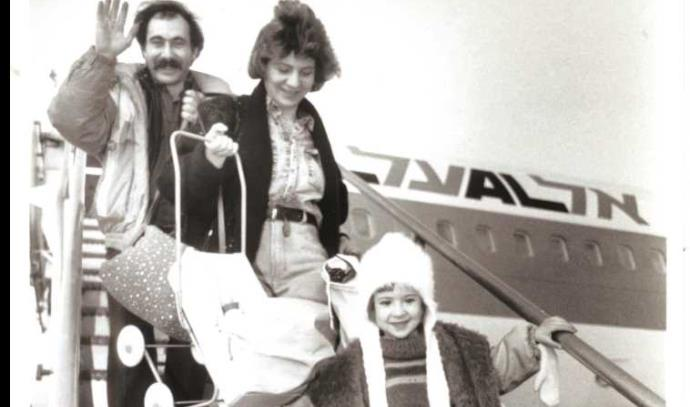 עולים לארץ מרוסיה, ברית המועצות לשעבר, 1990 העלייה הרוסית העליה הרוסית