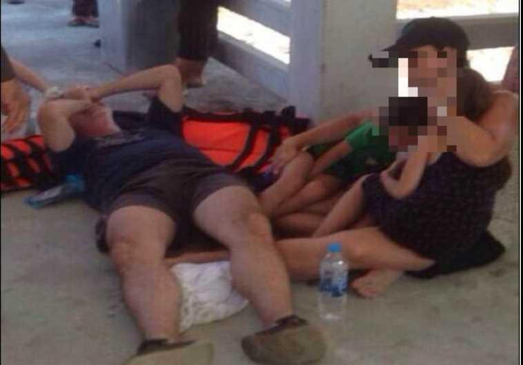משפחת הילדה שנהרגה בתאילנד