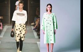 מימין: ז'קט, שני צימרמן ,1250 שקל. משמאל: חצאית, מארק ביי מארק ג׳ייקובס לפקטורי 54, 2,590 שקל