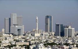 מגדלי משרדים בתל אביב