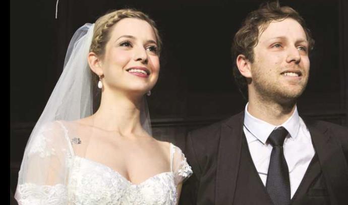 ליאור ורוני דיין בחתונתם