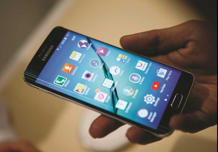 גלקסי S6 סמסונג טלפון נייד סלולארי סלולרי