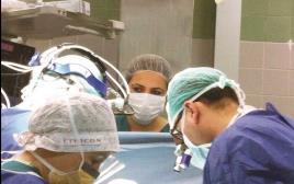 מרסל מוסרי החדר הניתוח