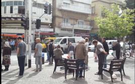הצפירה בתל אביב
