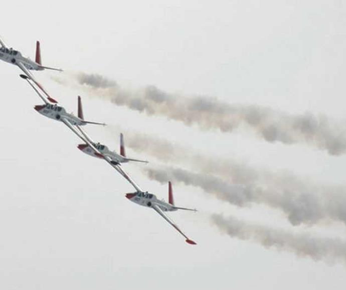 צוות האווירובטיקה של חיל האוויר
