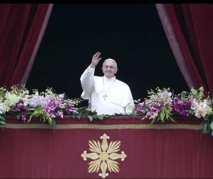 האפיפיור פרנציסקוס