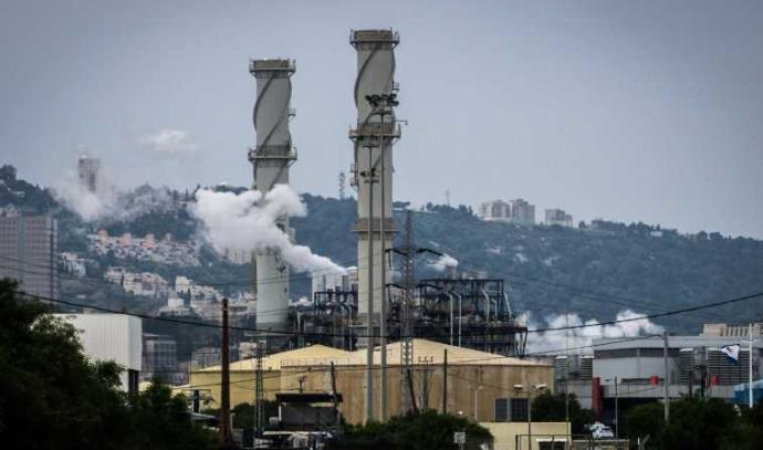מפעלים באזור חיפה