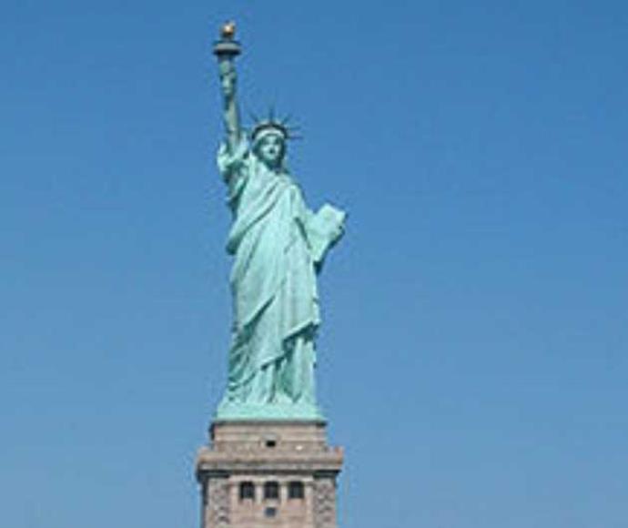 פסל החירות בניו יורק