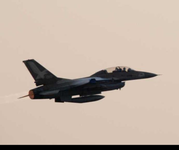 מטוס F-16 של חיל האוויר