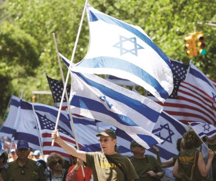 """חגיגות יום העצמאות הישראלי בארה""""ב"""