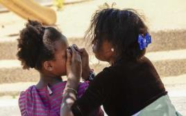 בנות העדה האתיופית