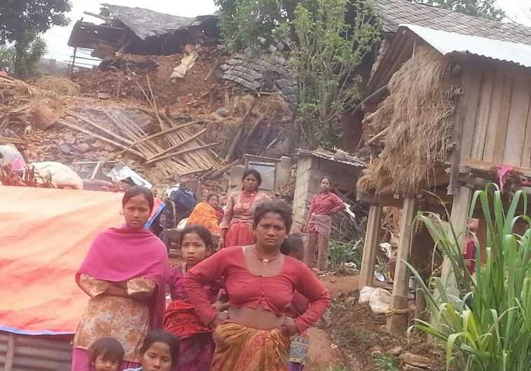 אחד מהכפרים בו נמצאים המתנדבים