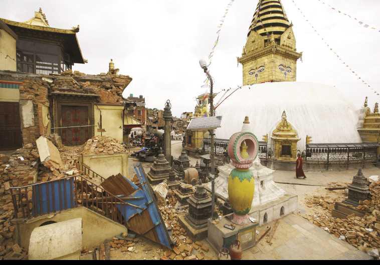 מקדש סוויאמבהונאת, נפאל