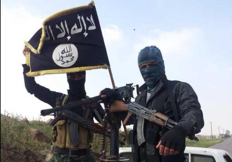 פעילי דאעש בגולן הסורי