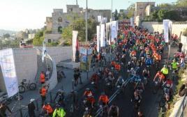 סובב אופניים ירושלים