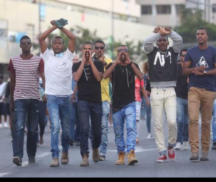 הפגמת יוצאי אתיופיה