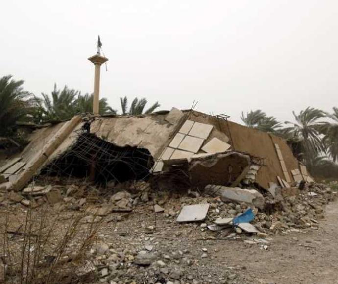 הריסת מסגד, ארכיון