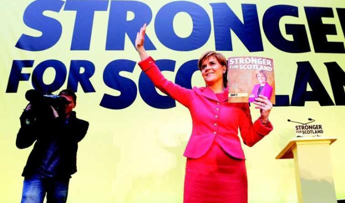 המפלגה הלאומנית הסקוטית