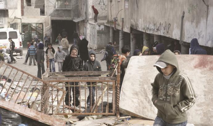 מחנה הפליטים שועפט