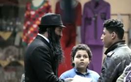 עיתונאי מצרי מתחפש ליהודי