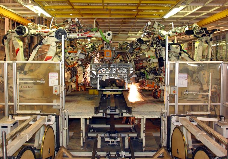 מפעל טויוטה