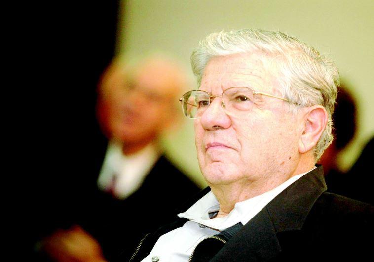 נשיא בית המשפט העליון לשעבר