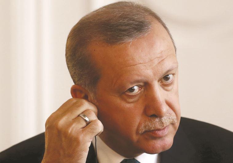 נשיא טורקיה, רג'פ טאיפ ארדואן