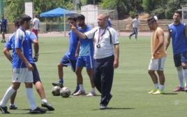 נבחרת ישראל לכדורגל אמנים