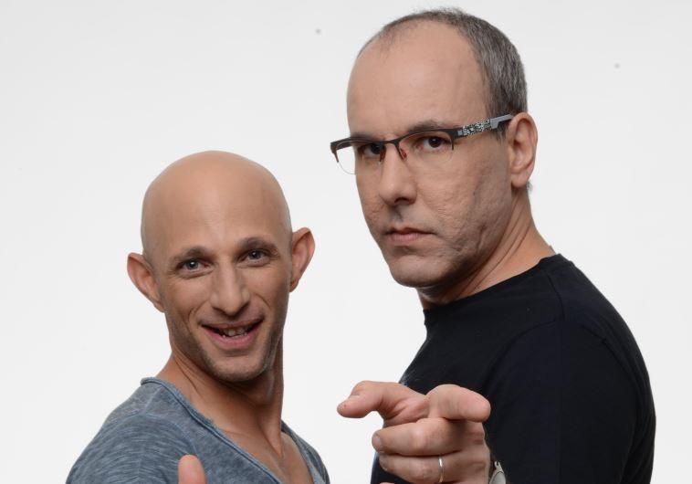 """שי גולדשטיין ודרור רפאל. צילום: יח""""צ"""