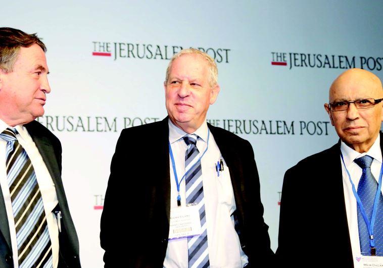 גיורא איילנד (במרכז). צילום: סיוון פרג'