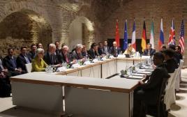 שיחות הגרעין עם איראן
