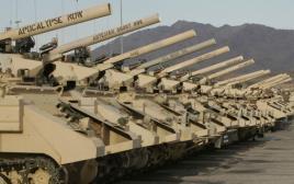 """טנקים של צבא ארה""""ב, ארכיון"""