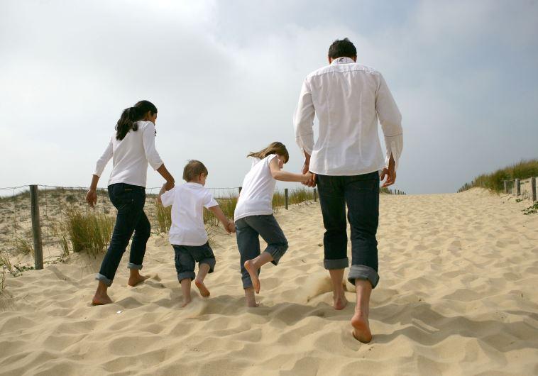 חשוב לשמור על זמן איכות עם המשפחה. צילום: אינגאימג'
