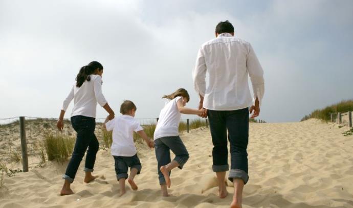 משפחה עם ילדים