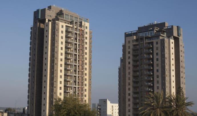 בניין דירות ברחובות
