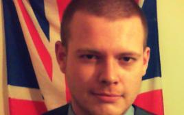 """ג'ושוע בונהיל, פעיל בריטי בארגון """"לעליונות הגזע הלבן"""""""