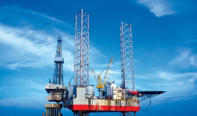 אסדה ימית לקידוח גז, נפט