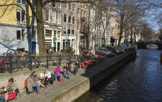 אמסטרדם (צילום: רויטרס)